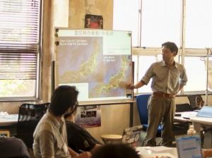 東京大学生産技術研究所 関本氏による講演
