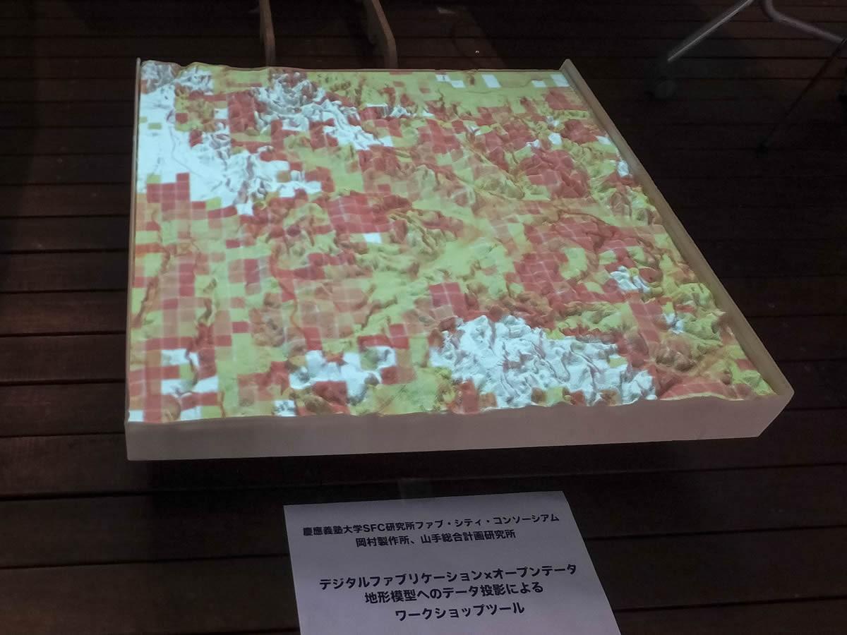IODD2015 メッシュ小投影