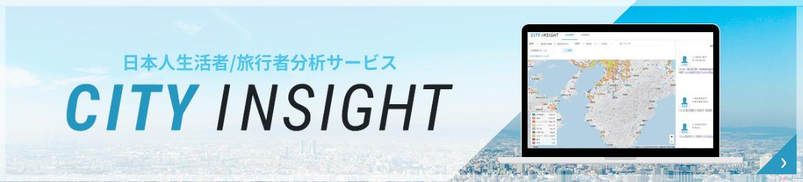 日本人生活者/旅行者分析サービス